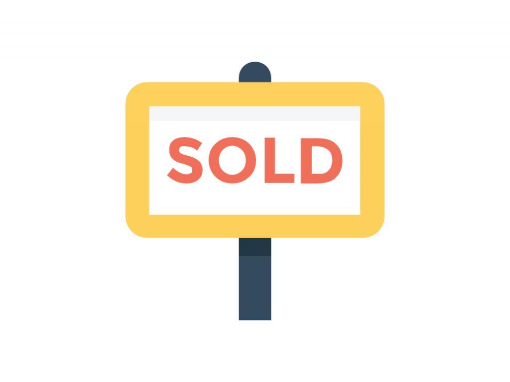 Venduto Sold